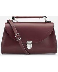Cambridge Satchel Company Mini Poppy Shoulder Bag - Multicolour