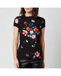 Ted Baker Periie T-shirt - Black