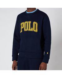 Polo Ralph Lauren Polo Sweatshirt - Blue