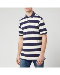 Joules Filbert Polo Shirt - Blue
