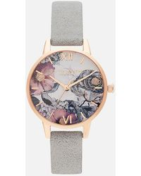 Olivia Burton Environmentally Friendly Watch - Metallic