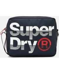 Superdry - Premium Lineman Messenger Bag - Lyst