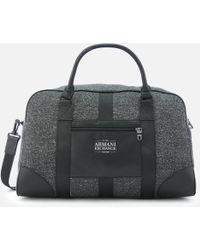 Armani Exchange Duffle Bag - Black