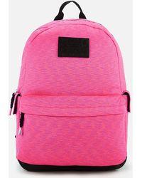 Superdry - Jersey Stripe Montana Backpack - Lyst