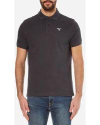Barbour Sports Polo Shirt - Blue