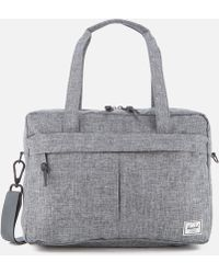 Herschel Supply Co. Gibson Document Holder Bag - Grey