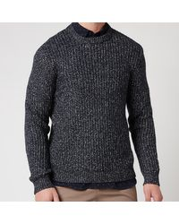 Ted Baker Spring Chunky Sweater - Blue