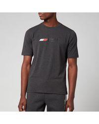 Tommy Sport Chest Logo T-shirt - Gray