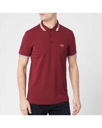 BOSS Paddy Polo Shirt - Pink