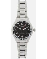 Timex Waterbury Traditional Stainless Steel Watch - Metallic