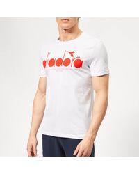 ed522e47 Bl Short Sleeve T-shirt - White