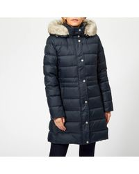 Tommy Hilfiger - New Tyra Down Coat - Lyst