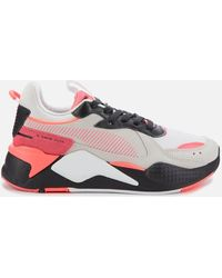 PUMA Rs-x Reinvent Sneakers - White