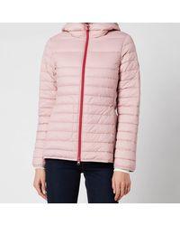 Barbour Saltburn Quilt Jacket - Pink