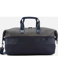 BOSS Green - Pixel Medium Holdall - Lyst
