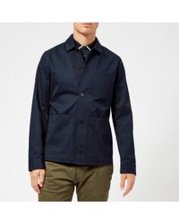 Ted Baker - Grapes Workwear Jacket - Lyst