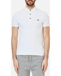 BOSS - Passenger Polo Shirt - Lyst