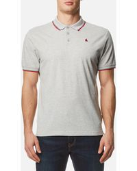 Musto - Miles Tipped Polo Shirt - Lyst