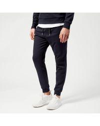Armani Exchange - Cuffed Sweatpants - Lyst