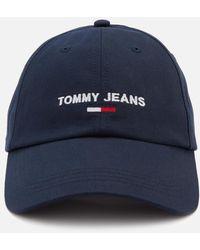 Tommy Hilfiger Sport Cap - Blue