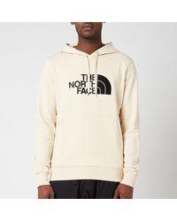The North Face Light Drew Peak Hoodie - White