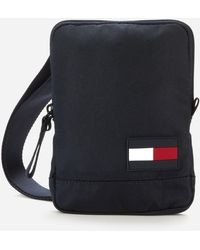 Tommy Hilfiger Core Compact Crossover Bag - Blue