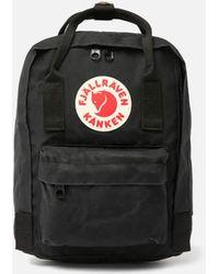 Fjallraven Mini Kanken Backpack - Black