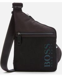 BOSS by HUGO BOSS Evolution Cross Body Bag - Black