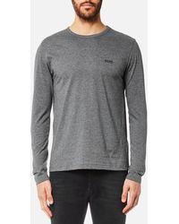 BOSS Green - Men's Togn Long Sleeve Tshirt - Lyst