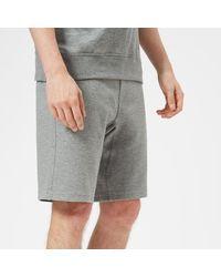 Armani Exchange Sweat Shorts - Grey