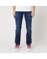 Tommy Hilfiger Denton Straight Jeans - Blue