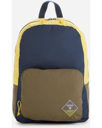 Barbour Gable Backpack - Blue