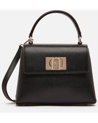 Furla 1927 Mini Top Handle - Black