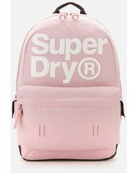 Superdry Edge Montana Backpack - Pink