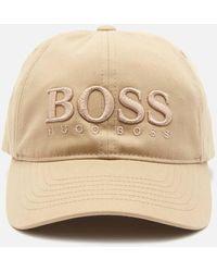 BOSS by Hugo Boss Fero 1 Cap - Natural