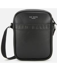 Ted Baker Flyer Shoulder Bag - Black