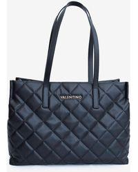 Valentino Garavani Ocarina Tote Bag - Blue