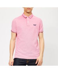 Superdry - Classic Poolside Polo Shirt - Lyst