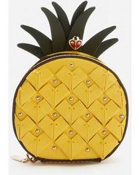 Kate Spade Pineapple Coin Purse - Yellow
