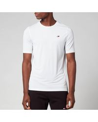 Tommy Sport Entry Workout T-shirt - White