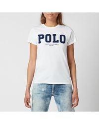 Polo Ralph Lauren Polo Logo T-shirt - White