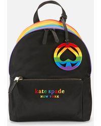 Kate Spade Pride Backpack - Black