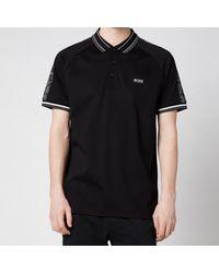 BOSS by Hugo Boss Boss Athleisure Paddy 4 Polo Shirt - Black