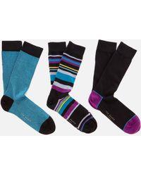 Ted Baker - Bonila Sock Set - Lyst