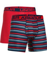 Under Armour - 2 Pack Original 6 Inch Boxerjock - Lyst