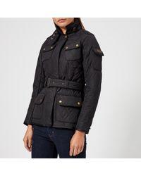 Barbour - Polarquilt Jacket - Lyst