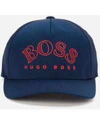 BOSS by Hugo Boss Cap Curved 1 - Blue