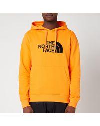 The North Face Light Drew Peak Hoodie - Orange