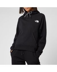 The North Face Nse Graphic Pull Over Hoody - Black