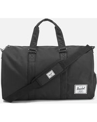 Herschel Supply Co. Novel Nylon Duffle Bag - Black